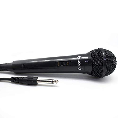 Microfono Joybox Karaoke Jack 6,5 mm