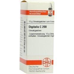 DIGITALIS C 200 Globuli 10 g Globuli by DIGITALIS