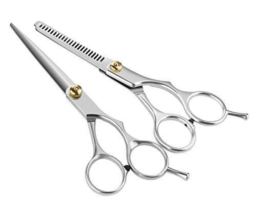 Professional Non-Professional Hair Scissors Cutting Thinning Shears...