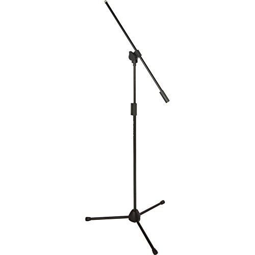 QuikLok A302BK asta a giraffa professionale microfonica nera