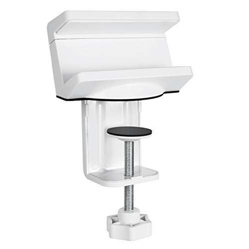 Maclean MC-808 Universal Steckdosenleiste Halterung Tischhalter Tischhalterung Schreibtisch Befestigung Organizer