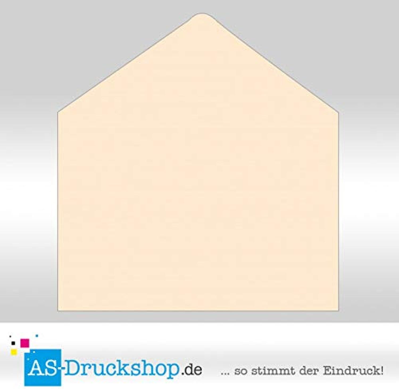 Briefumschlag KuGrün - Crema DIN B6   100 Stück B07951NHXS | Verschiedene Stile