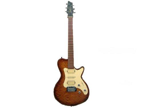 Godin Solidac - Guitarra eléctrica, diseño de caballo