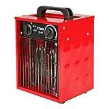 Stier 60475995 - Calefactor (2,0 kW, 150 m³/h)