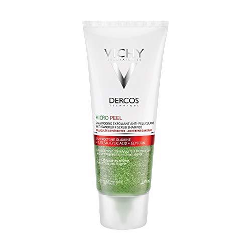 Dercos Micro Peel Anti-roos Exfoliërende Shampoo 200ml