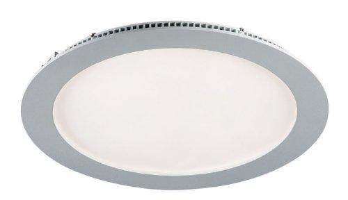 Downlight empotrable circular Led 20 Watios extraplano, colección Maslighting.