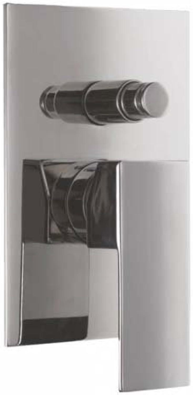 Blauwater Hochdruckarmatur tor-bpd. 220C verchromtem Badezimmer Wasserhahn Wasserhahn für Badewannen Mount–Grau
