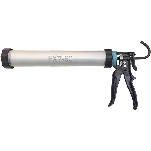 IRION Kartuschenpistole FX7-60 für 310 ml Kartuschen und 600 ml Beutel, 1 Stück,571166
