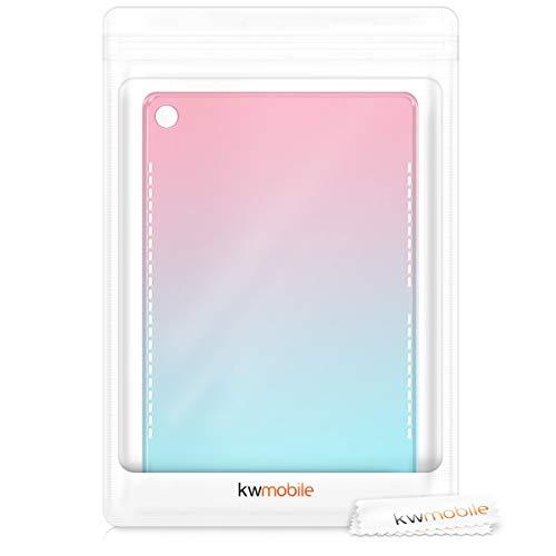 kwmobile Huawei MediaPad M5 10 / M5 10 (Pro) Hülle - Silikon Tablet Cover Case Schutzhülle für Huawei MediaPad M5 10 / M5 10 (Pro) - 6
