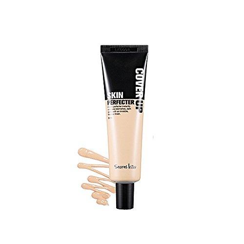 Secret Kiss Cover up Skin Perfecter Spf30/pa++ 30ml #Light Beige by Secret Key