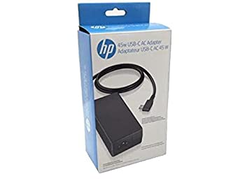 New Genuine HP 45W USB-C Type AC Adapter N8N14AA N8N14AA#ABL