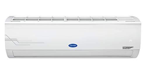 Carrier 1.5 Ton 5 Star Inverter Split AC (Copper, PM 2.5 Filter, CAI18ES5R30F0, 2021 Model, White)