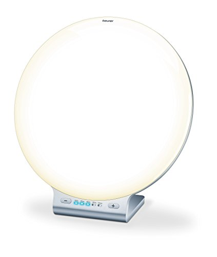 Beurer TL 70 Tageslichtlampe, Tageslichtsimulation zur Steigerung des Wohlbefindens an dunklen Tagen