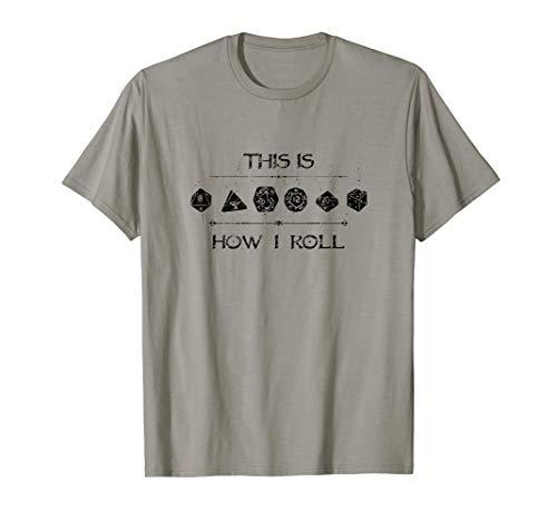 Geeky Würfel Dice | Vintage Board game T-Shirt