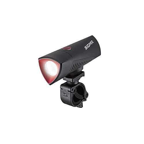 Motodak - Recargable para bicicleta USB AV Sigma LED Buster 700 negro 4 modos (fijación percha)