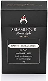 Selamlique Turkish coffee Mastic 7 Sachets
