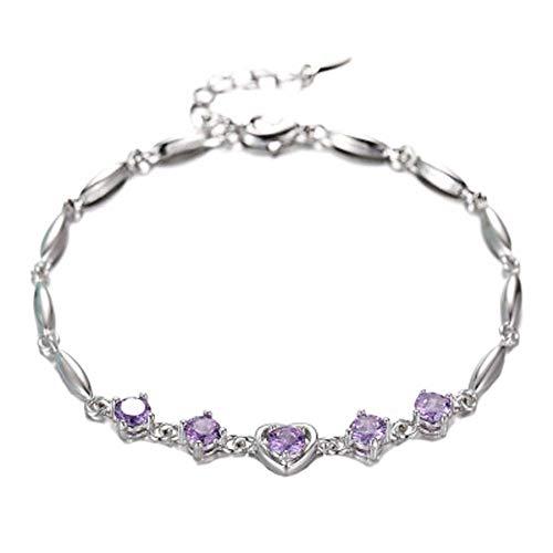 Cadeaux d'anniversaire beau bracelet réglable de mode #18