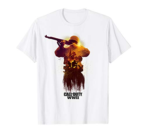 Call of Duty WWII - War Zone Front Line T-Shirt