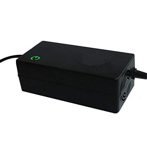 MXBIN 48/60 / 72V 2A de Litio Cargador de batería Cargador portátil...