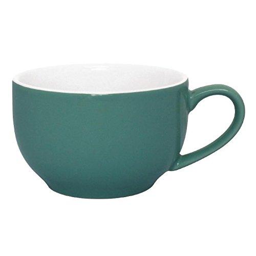 12x Olympia Cafe tazze di caffè Aqua 228ml 226,8gram tazzina da caffè latte brocche