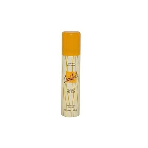 Alyssa Ashley Coco Vanilla spray corporal para mujeres, 100 ml