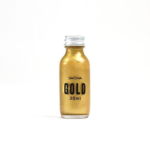 Pintura acrílica metálica de Stuart Semple de The World Gold's Gold (30 ml)