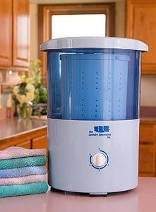 Mini Countertop Spin Dryer Clothes Spin Dryer Portable Clothes Dryer