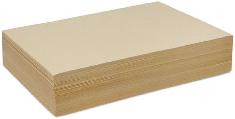 PAPIER PAPIER PAPIER CREME MANILA, 50 KG, 12 X 18, 500 BLATT  PACK B00FEAB6FO | Passend In Der Farbe  414ef8