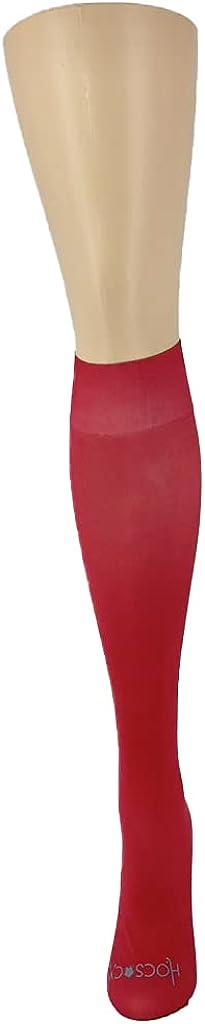 HOCSOCX BOY'S/MEN'S SOLID COLOR SHIN GUARD LINER SOCKS (MEDIUM/LARGE, REALLY RED)