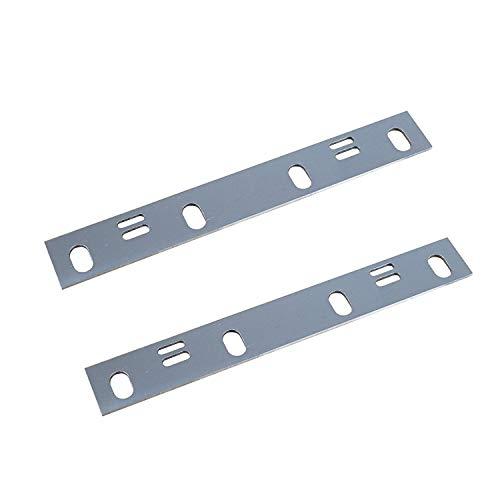 6 Stück Woodstar Ersatzhobelmesser für PT 65 Abricht & Dickenhobel
