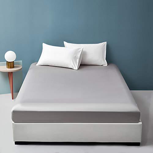 BOLO Se adapta a las sábanas, microfibra, cómodo y a prueba de polvo, 180 x 200 cm+30 cm