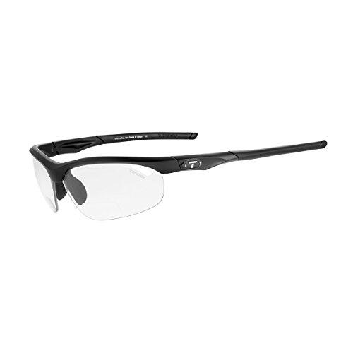 Tifosi Unisex Erwachsene Veloce Fotec Readers 1.5+ Sonnenbrille mit einer Linse – Mattschwarz/helle Nacht, Einheitsgröße