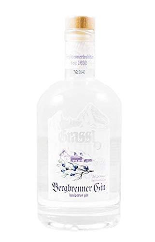 Grassl Bergbrenner Gin 0,7 Liter
