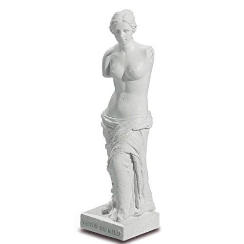 Isideco Statue Figur Venus von Milo weiß 15cm