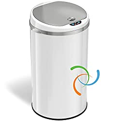 Best iTouchless Automatic Sensor Trash Cans