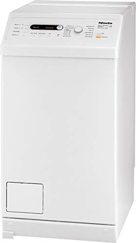 Miele W 695F WPM autonome 6kg/min a + + + Blanc Top-Load–Machine à laver (autonome, charge supérieure, a + + +, B, Couleur Blanc, LCD)
