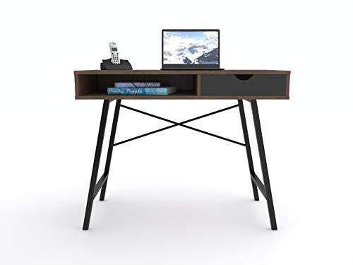 escritorio nogal de la marca JM Imports