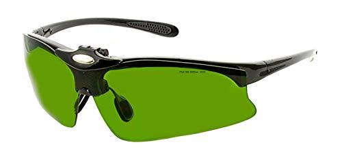 Rainbow safety Gafas Protección para Depilación IPl y HPL Accesorios Luz Pulsada Intensa 190-1800nm Filtro F4 (RS-IPL5)