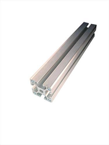 ALU Profil Aluprofil 40x40 Systemprofil Stangenprofil Nut 8 Aluminium Profil Bosch Raster Länge wählbar (100mm)