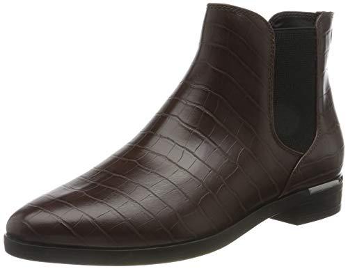 Esprit Damen 070EK1W315 Mode-Stiefel, 200/DARK BROWN, 39 EU