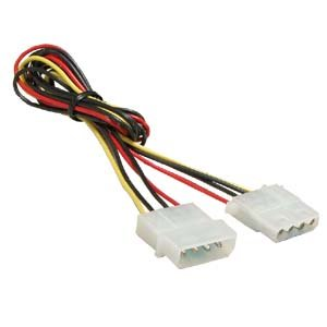InstallerParts 2 ft 4Pin M/F Power Supply Extension