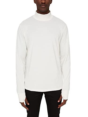 Esprit 101EE2K303 Camiseta, 110/blanco Roto, XXL para Hombre