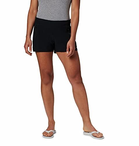 Columbia Women's Standard Tidal II Short, Black, X-Large x 3L