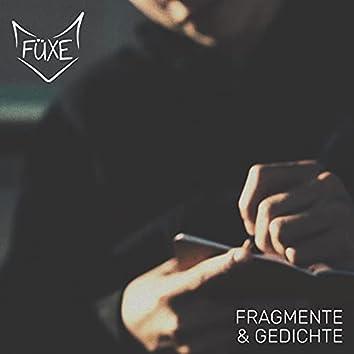 Fragmente & Gedichte