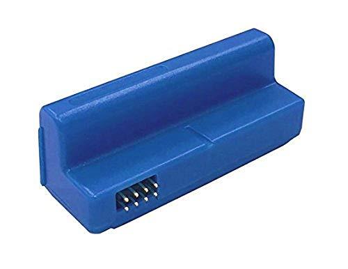 Yale Cerradura de puerta inteligente Z-Wave módulo 2, control de aplicación, visibilidad sobre la identidad de usuario, compatible Conexis L1 y sin llave, azul, SD-M1100