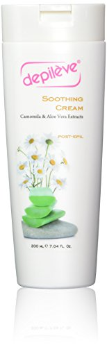 Depiléve Crema Calmante Post-Depilación 200 ml
