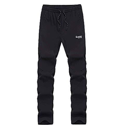 N/ A Pantalon Respirant léger d'extérieur à séchage Rapide pour Hommes Randonnée Camping Trekking Vélo de Montagne Chasse Pantalon Extensible