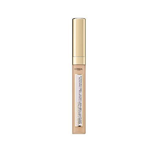 L'Oréal Paris Age Perfect Cremiger Abdeckstift in Nr. 01 hell/light, flüssiger Concealer, kaschiert Augenringe, Pigmentflecken und Rötungen, 6,8 ml