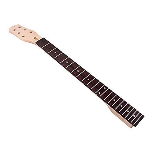 SM SunniMix 22 Trastes Mástil de Guitarra Eléctrica, Recambios de Diapasón de...