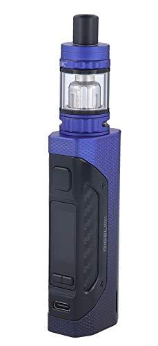 SMOK Rigel Mini E Zigaretten Set - 80W - TFV9 Mini Clearomizer - Farbe: schwarz-blau